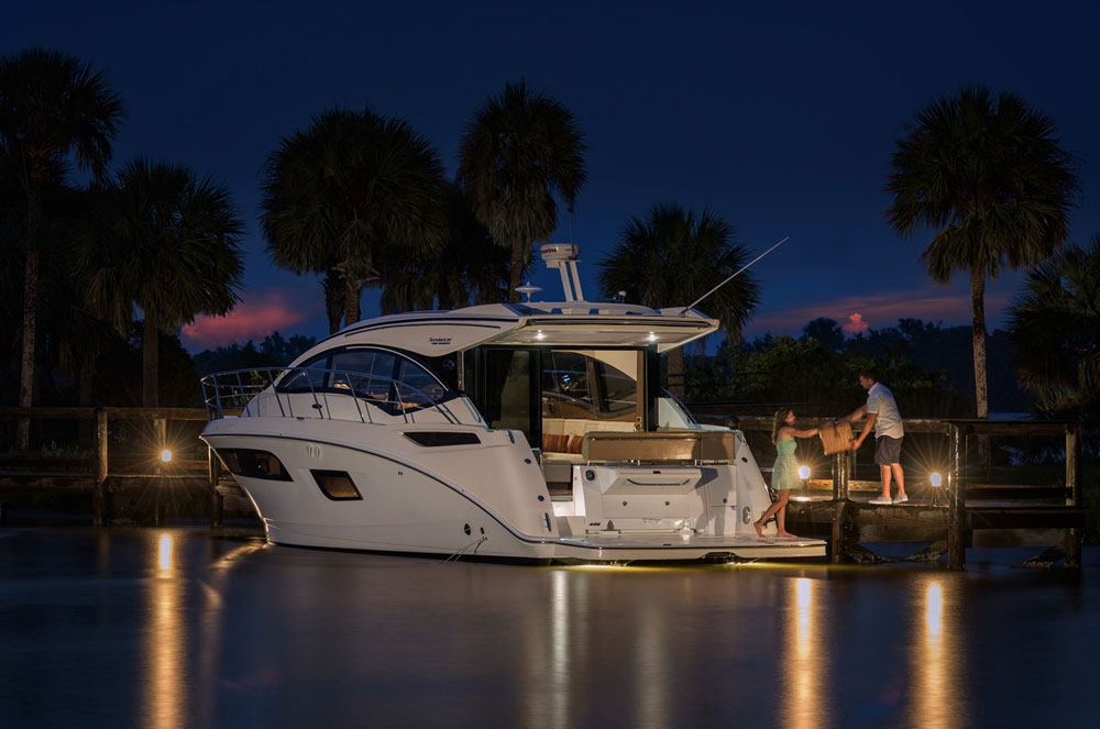 Sea Ray 400 Dance and Fly - boats