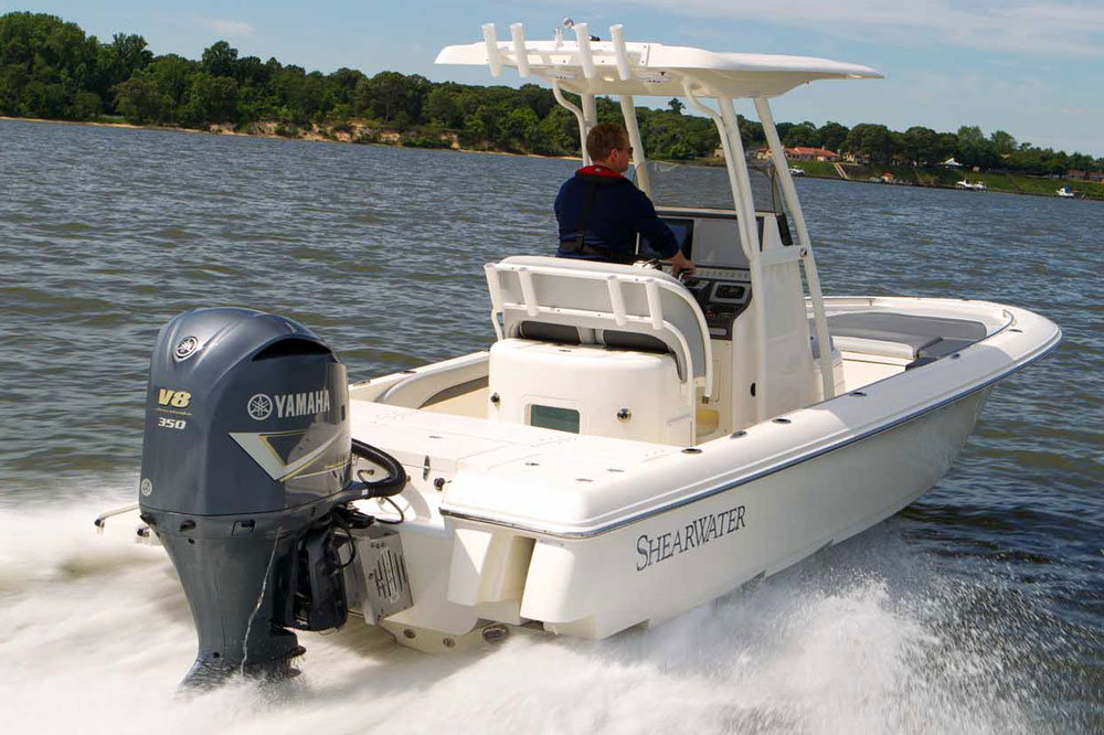 The Outboard Expert New Yamaha F350C Outboard Debuts - boats