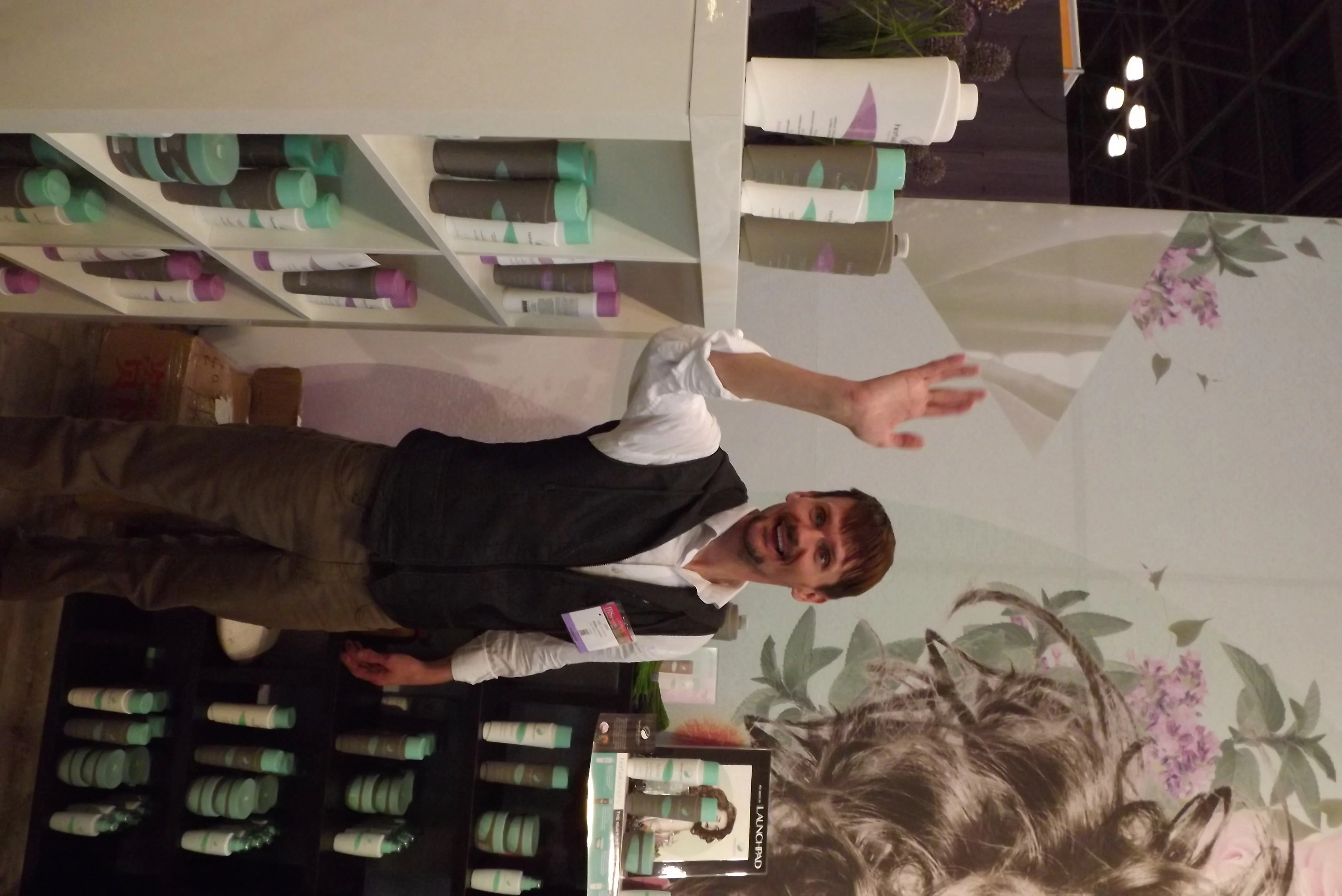 Salon Ibs Herbalosophy Treats Lucky Salon Owner To Ibs New York
