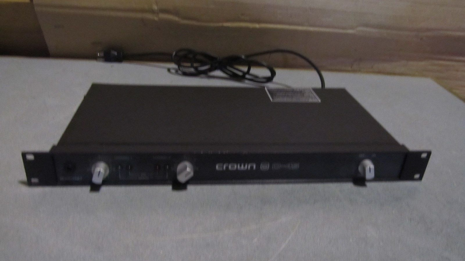 Crown Amplifiers Used Crown Amplifier For Sale Hifishark