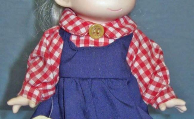 Precious Moments Doll Allison America Toys Hobbies