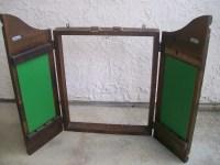 Vintage Kings Head Pub & Lodging Wood Cabinet Dart Board ...