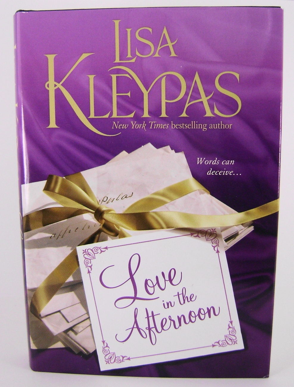 Libros De Lisa Kleypas Love In The Afternoon Hathaway Book By Lisa And 50 Similar Items