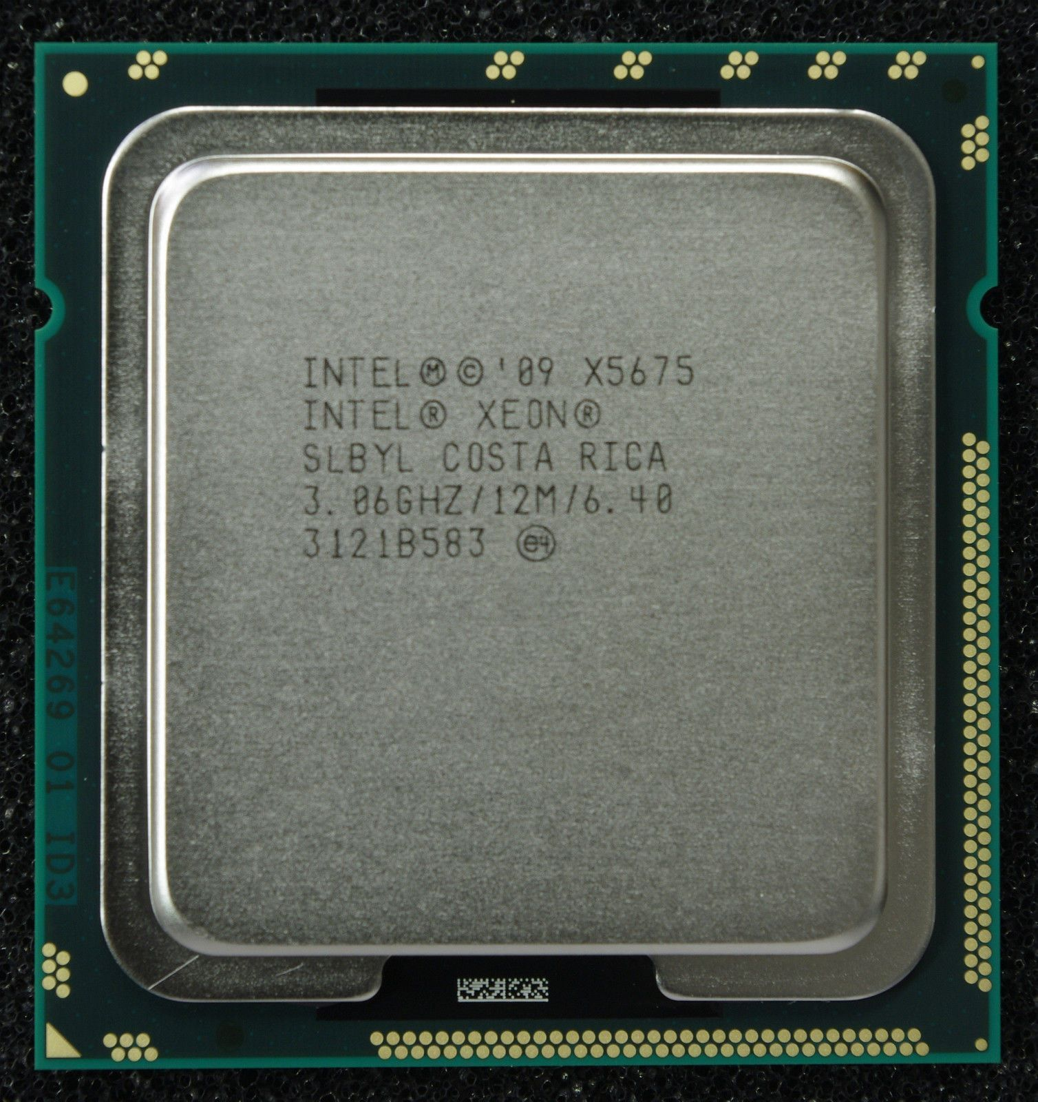 Cpu Sockel 1156 Intel Xeon X5675 3 06ghz 1366 Cpu Better And Similar Items