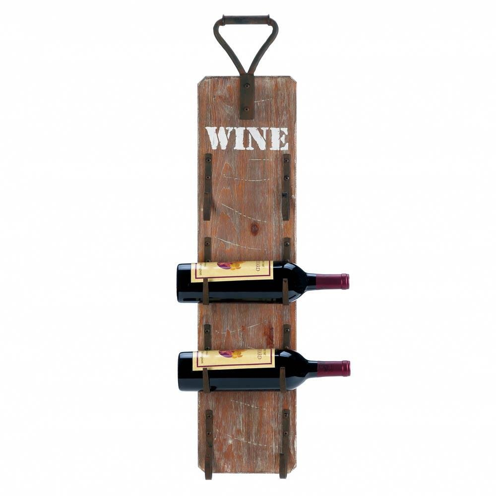Decorative Metal Wine Racks Wine Rack Wall Mounted Wood Decorative Wine And 50 Similar Items