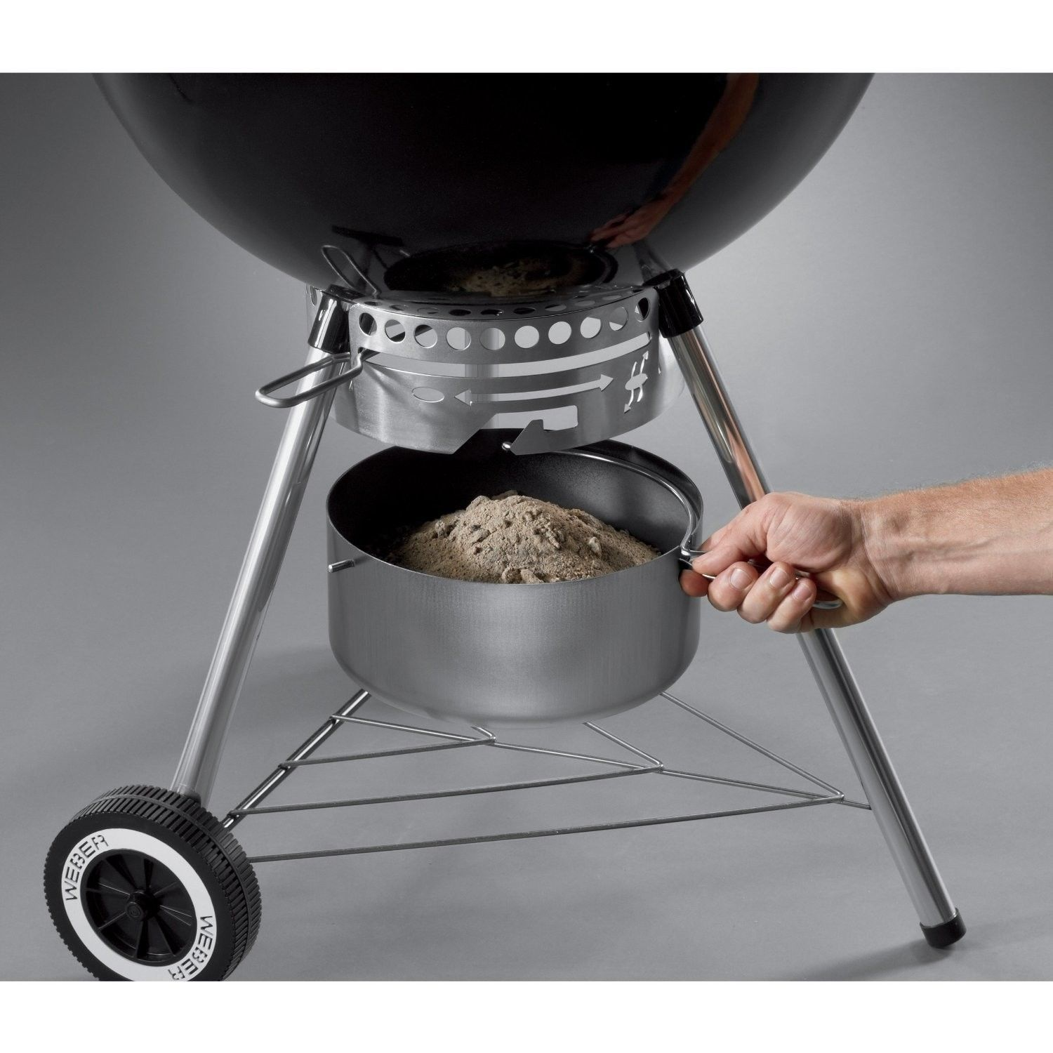 Weber Grill One Touch Charcoal Grill Weber One Touch Gold Kettle Outdoor Bbq