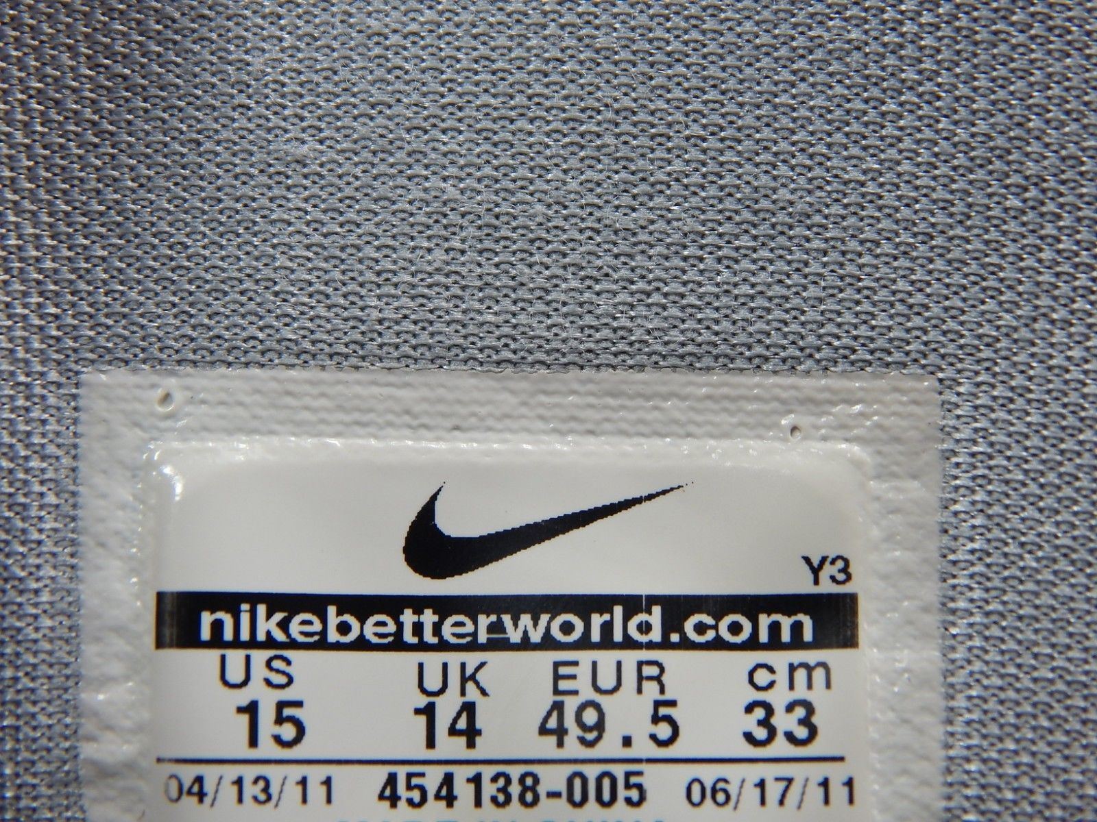 Nike Zoom Hyperdunk 2011 Size 15 M D Eu 495 Mens