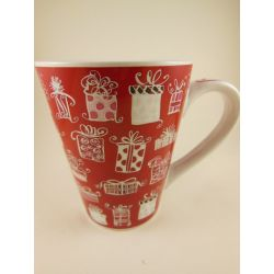 Christmas Starbucks Mug Gifts Bows Holiday 2004 Starbucks Mug Customer Reviews Listings Ceramic Coffee Mugs