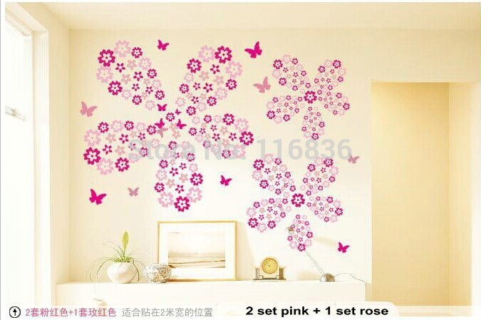 removable wall sticker decal home bedroom kids children stickers removable wall decals high quality pvc childrens bedroom wall stickers