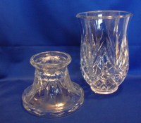 PartyLite Savannah Lead Crystal Hurricane and similar items