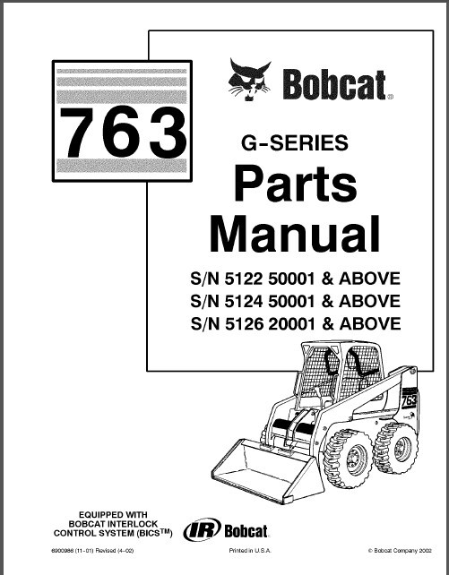 bobcat 843 skid steer wiring diagram