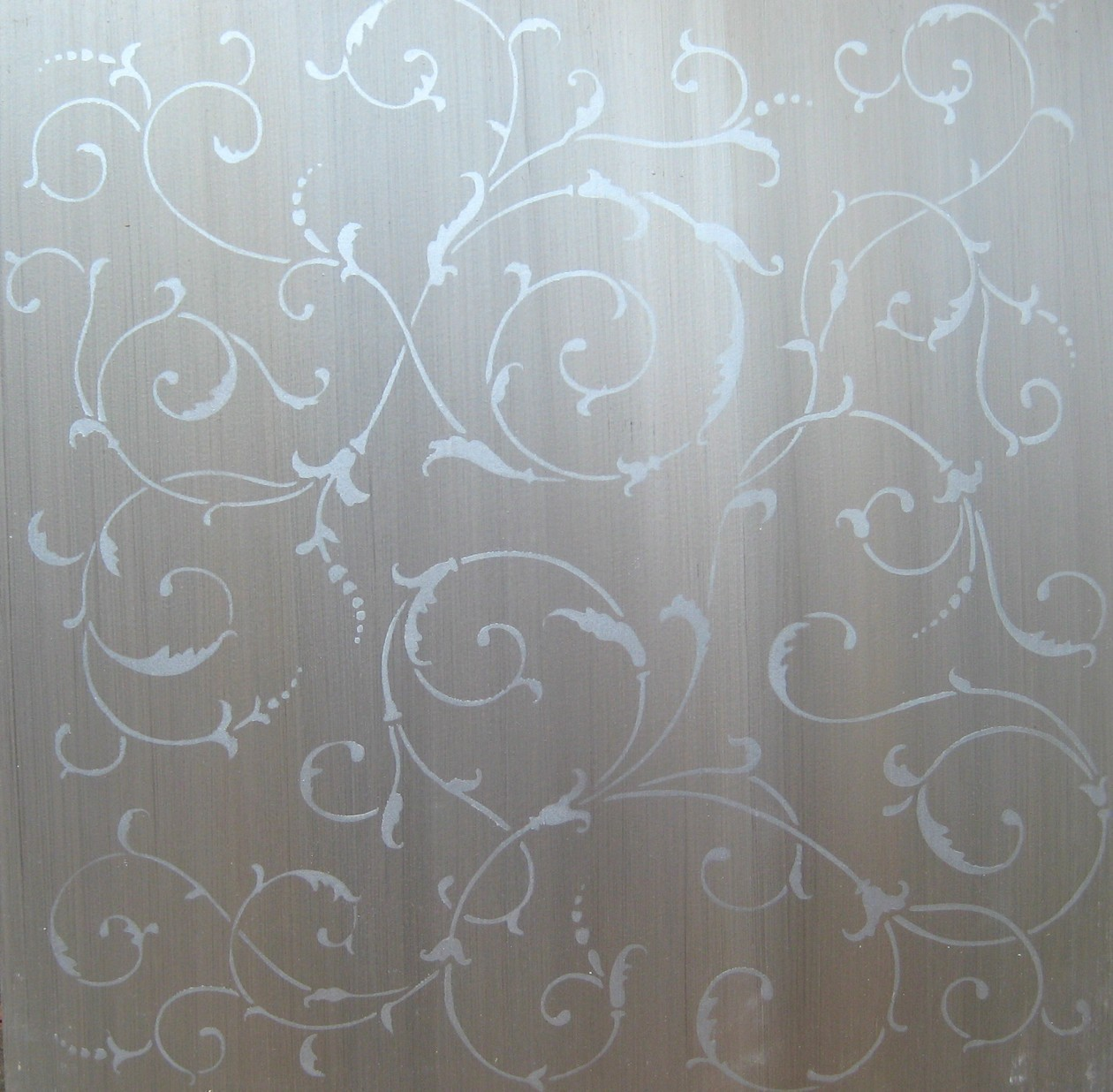 Simple Wall Designs Stencils Wall Stencil Lily Scroll Reusable Stencils For Easy Diy
