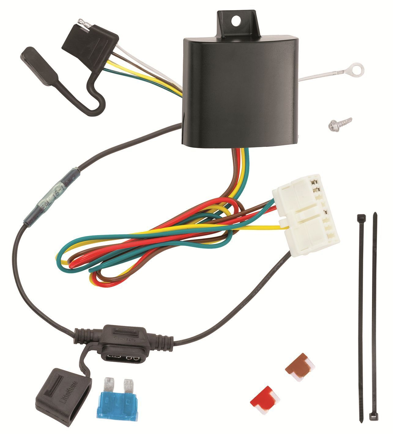 2510 Wiring Harness Auto Electrical Diagram Nissan Titan Trailer Acura 2011 Rdx Armada
