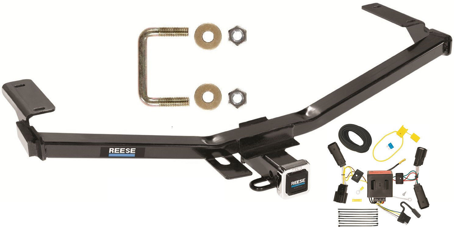 2014 ford edge trailer hitch wiring