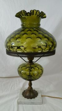 New & Used Vintage hurricane lamp for sale | 15 ads in US ...