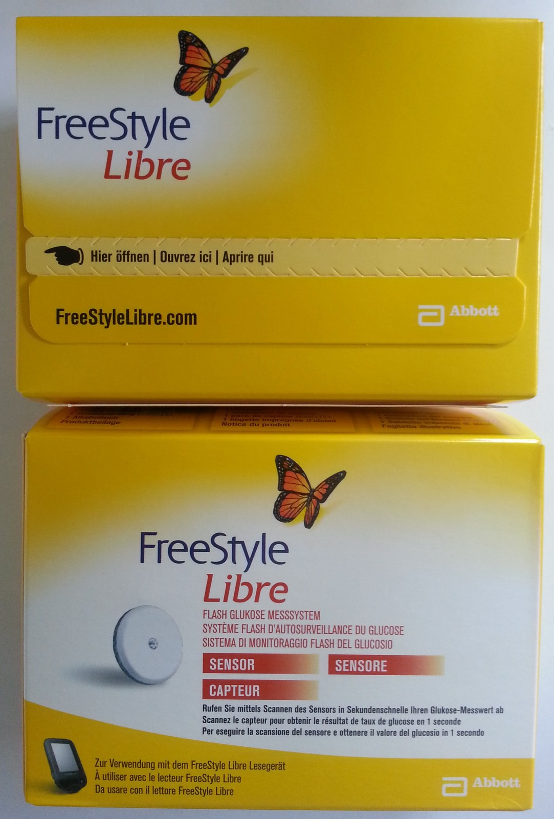 Cupon Freestyle Libre Abbott Freestyle Libre Starter Kit 1 Reader With 4 Sensors