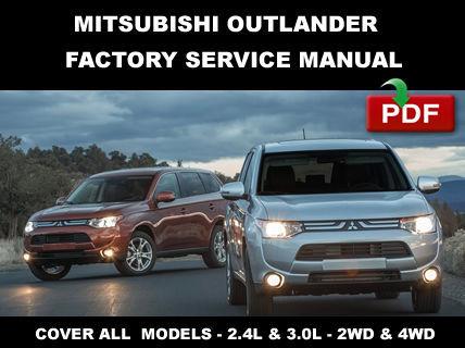 Mitsubishi 2014 - 2015 Outlander Factory and 50 similar items