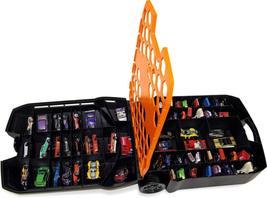 Tara Toys Hot Wheels 100 Car Rolling Storage Case With