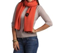Taleen Multi-Way Oversized Buttons Poncho Cape Scarf Wrap ...