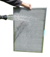 ALLERGY MAGNET Washable, Permanent, Electrostatic Furnace ...