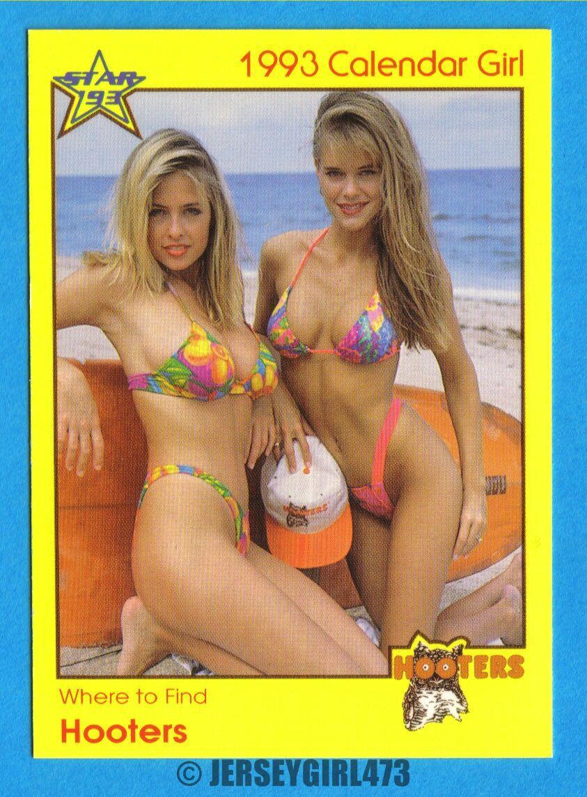 How To Make A Calendar For Your Dolls Calendar Crayola 1993 Hooters Calendar Girl Card 69 And 50 Similar Items