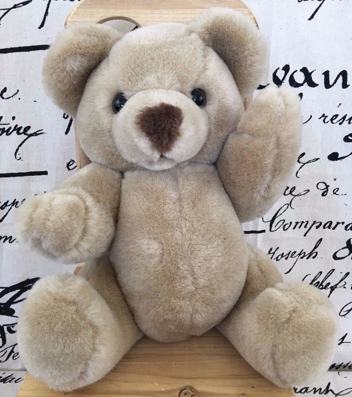 Kamar Vintage Vintage Kamar Plush Teddy Bear Jointed Arms And 12 Similar Items