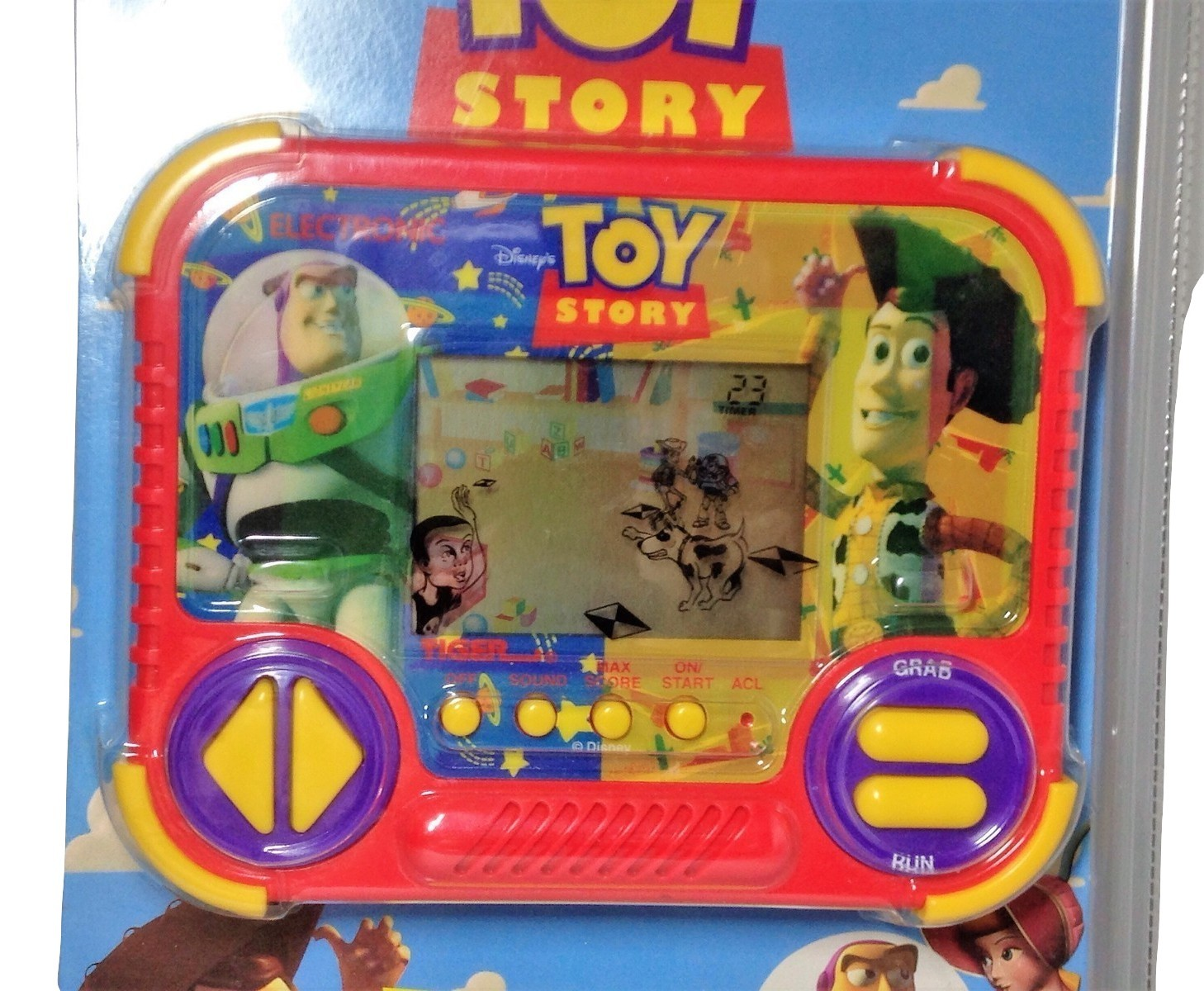 Toy Story Toys Vintage Vtg Vintage Tiger Electronic Toy Story And 50 Similar Items