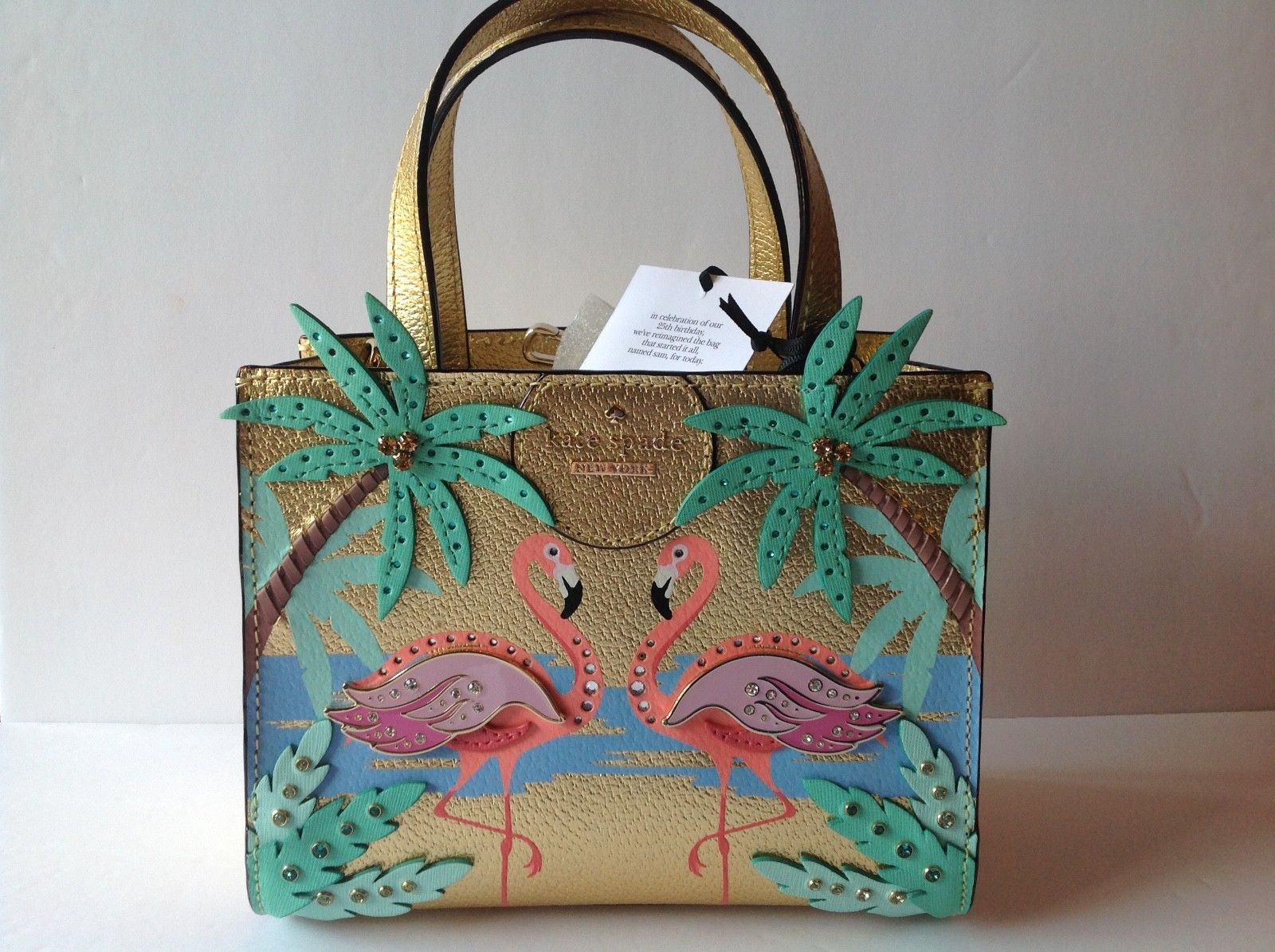 By The Pool Flamingo Kate Spade Kate Spade By The Pool Flamingo Small Sam And 50 Similar Items
