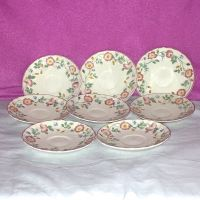 8 Fine English Tableware Saucers Churchill and 19 similar ...