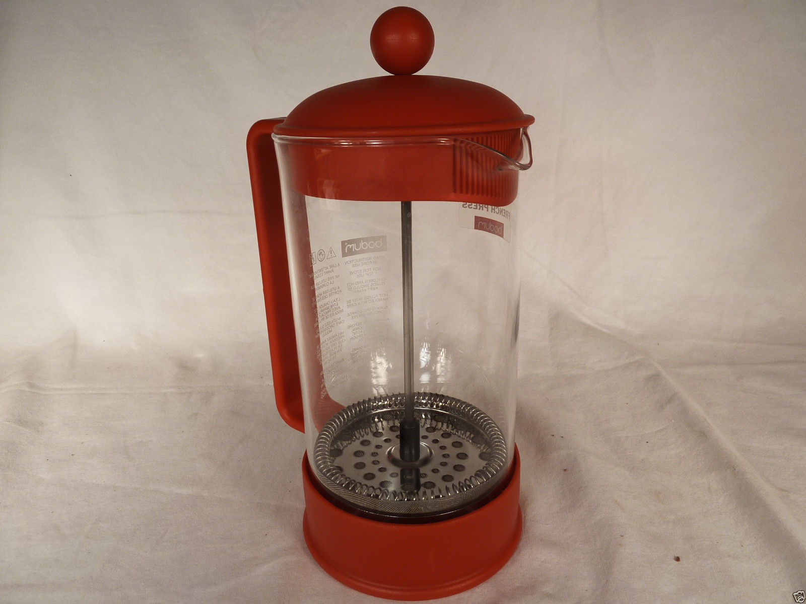 Bodum Tassen Bodum Coffee Maker Brazil French Press 8 Cup And 50 Similar Items