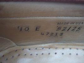 Tassel Loafers Edmonds Rope Kiltie Woodstock Light Brown