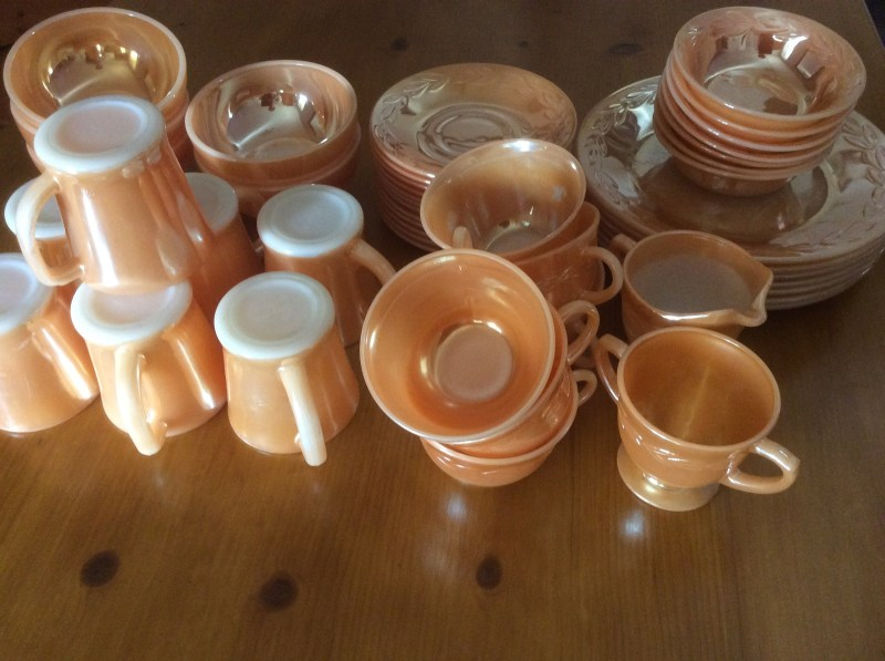 Large Of Fire King Dishes