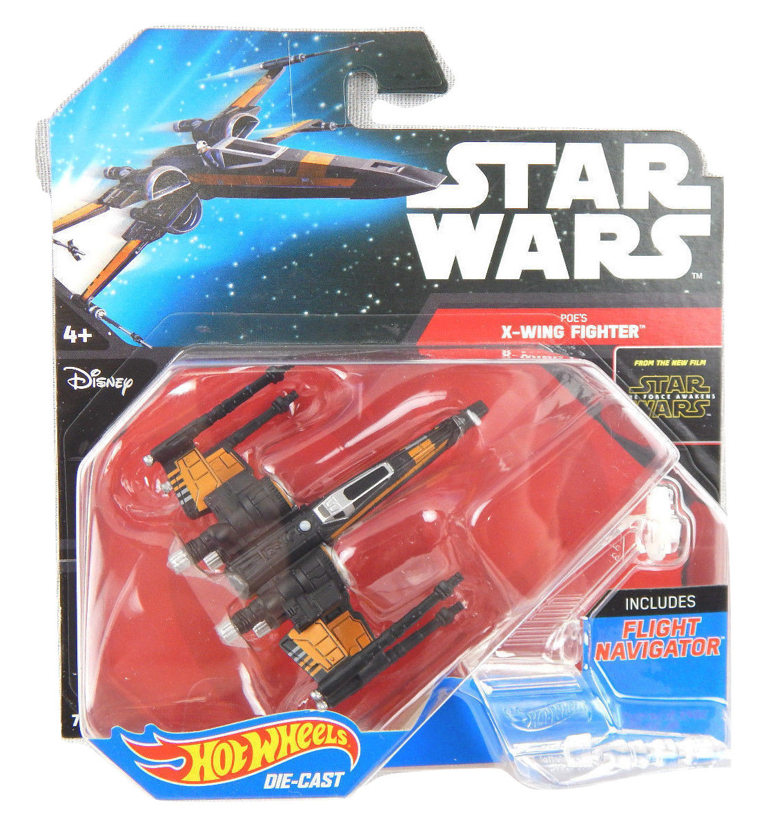Disney Diecast X Wing Star Wars The Force Awakens Die Cast Poe S And 50 Similar Items