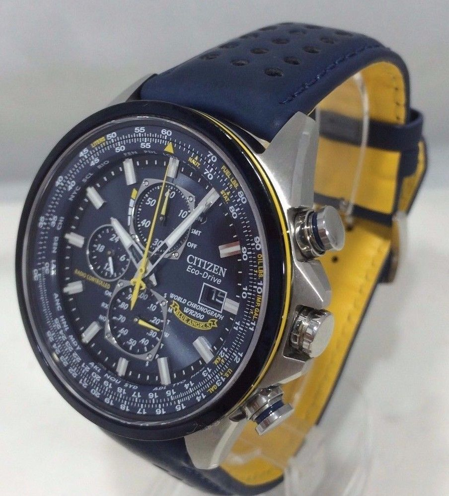 Blau Engel Citizen At8020 03l Blau Engel Chrono At And 50 Similar Items