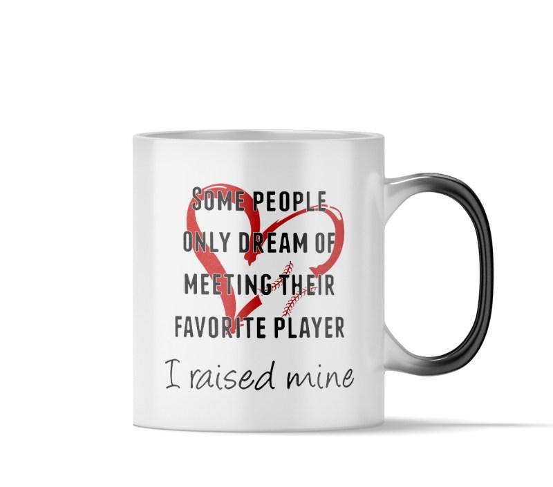 Large Of Baseball Coffee Mug