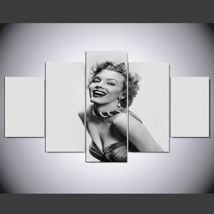 Marilyn Monroe Poster Large Framed Marilyn Monroe Poster Pictures Canvas Paintings Print Home Decor