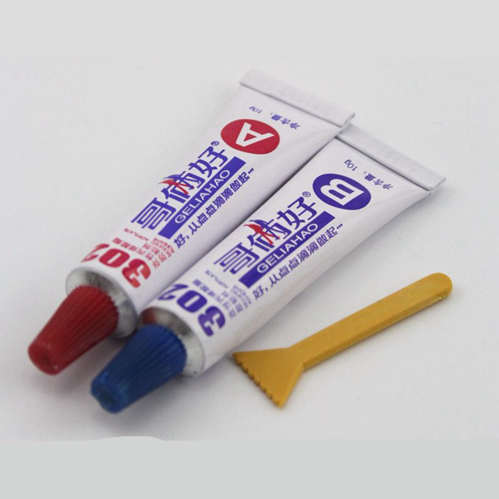 Abs Glue Ab Total 20g Rubber Universal 302 Glue Epoxy And Similar Items