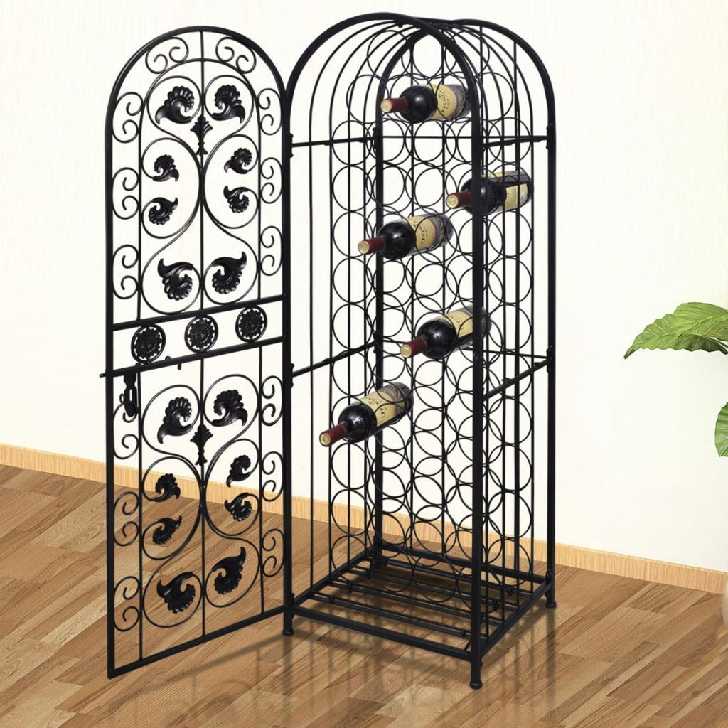 Wine Holder Stand Metal Wine Rack Stand Cabinet Bottle Holder And Similar Items