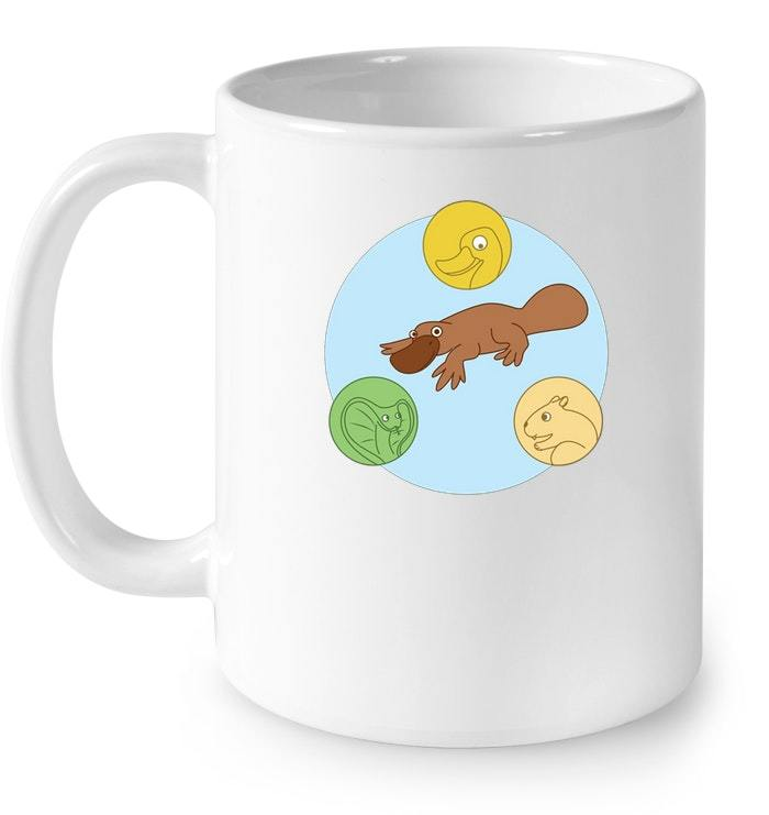 beaver duck platypus venn diagram