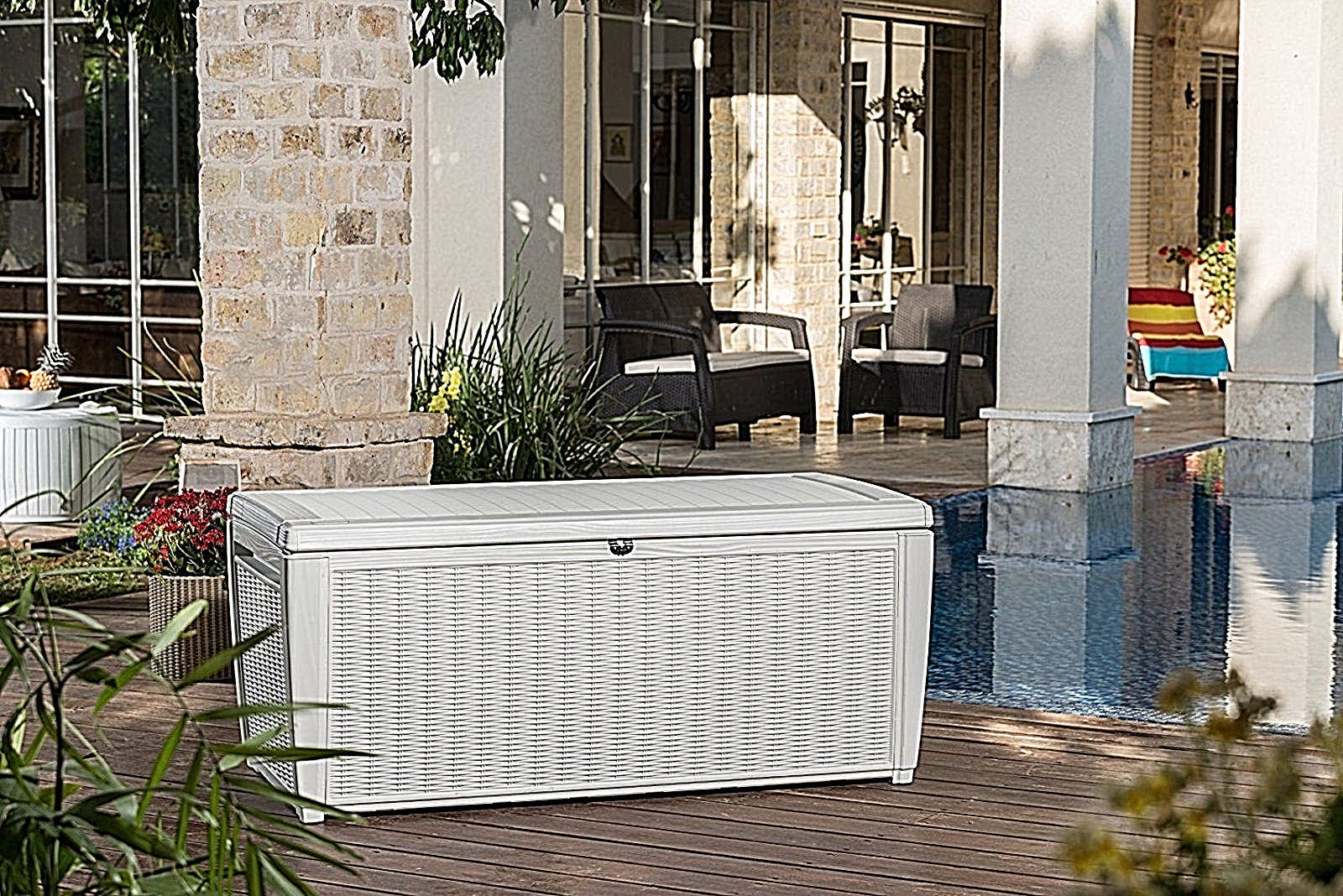 Keter Box Xxl 511 L Garden Storage Outdoor Patio Keter And 50 Similar Items