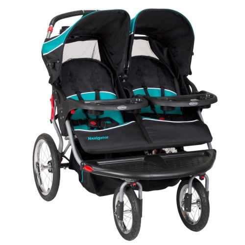 Medium Of Double Stroller With Car Seat