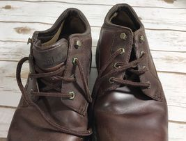Leather Men39s 5 Timberland 11 86061 Brugundy Sz Shoe