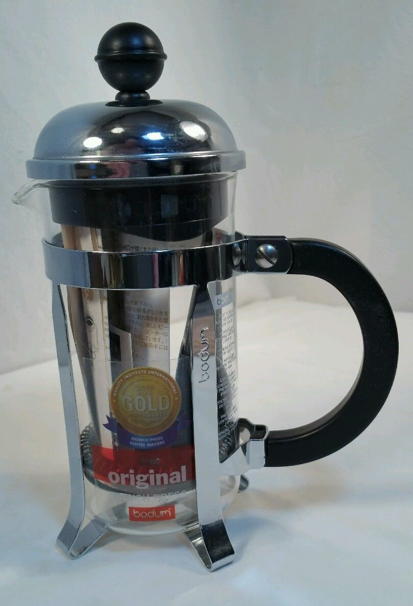 Bodum Pour Over Kaffeebereiter Bodum Chambord Coffee Maker French Press And 50 Similar Items