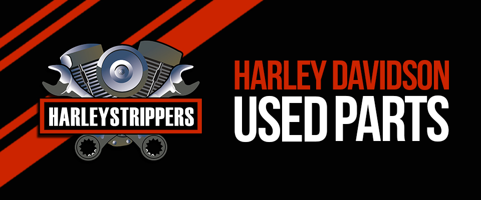 Harleystrippers we sell used Harley Davidson Motorcycle Parts at