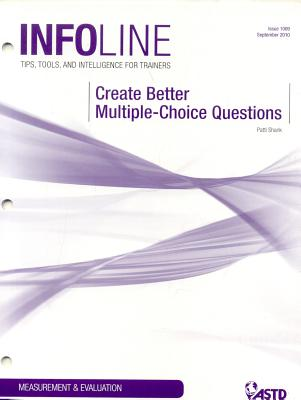 Create Better Multiple-Choice Questions (Infoline) IndieBoundorg