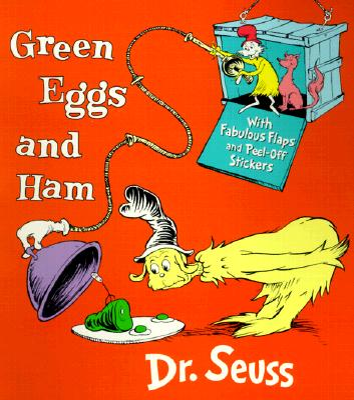 Green Eggs and Ham (Board book) Book Culture