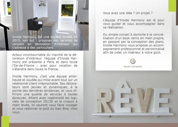 Designs by lartwiste - Creating flyers for an interior design agency - interior design flyers