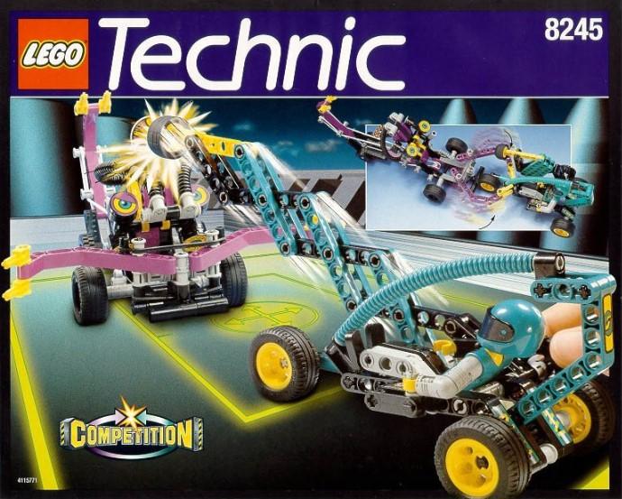 Technic Competition Brickset LEGO set guide and database