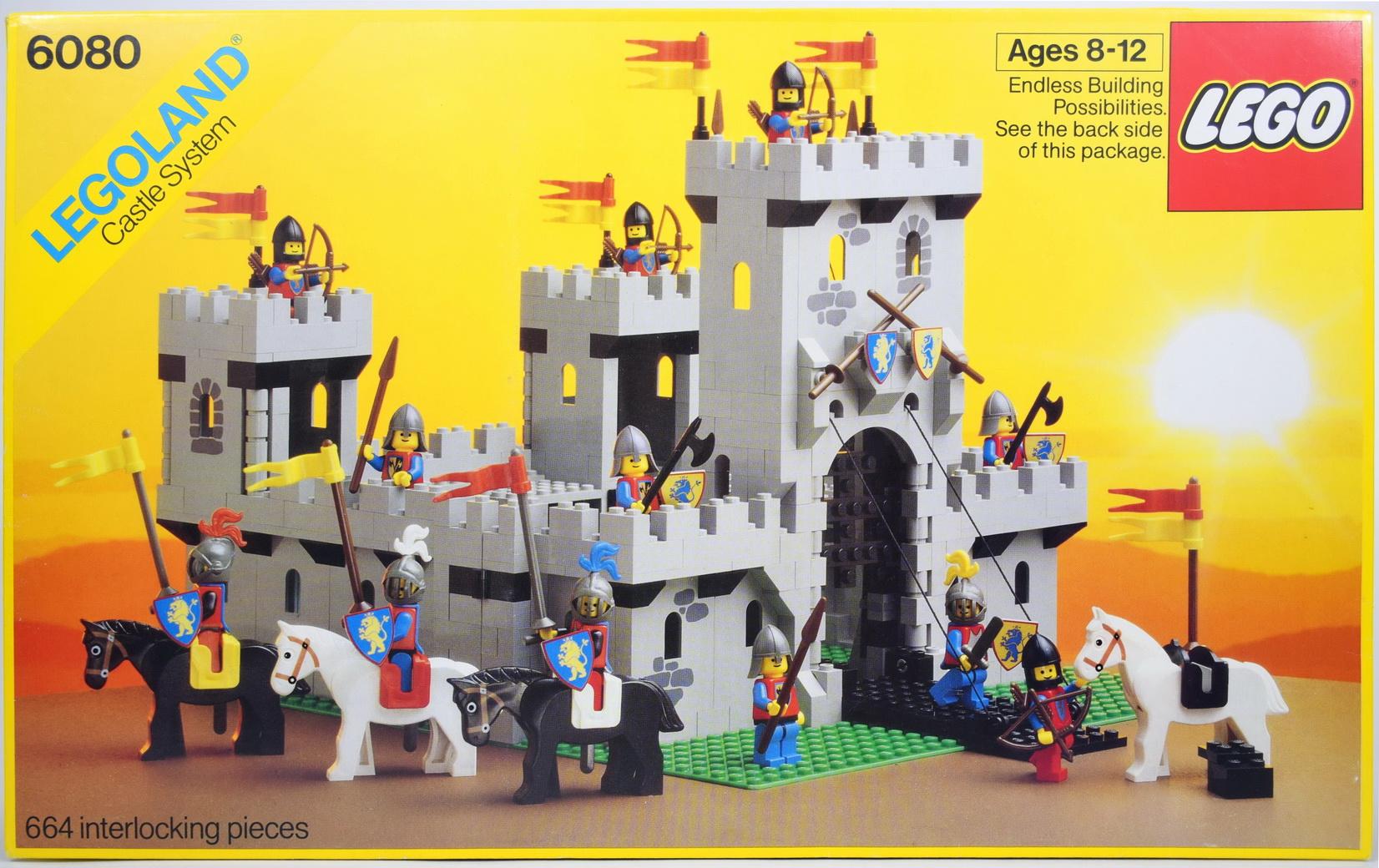 Castle 1984 Brickset Lego Set Guide And Database