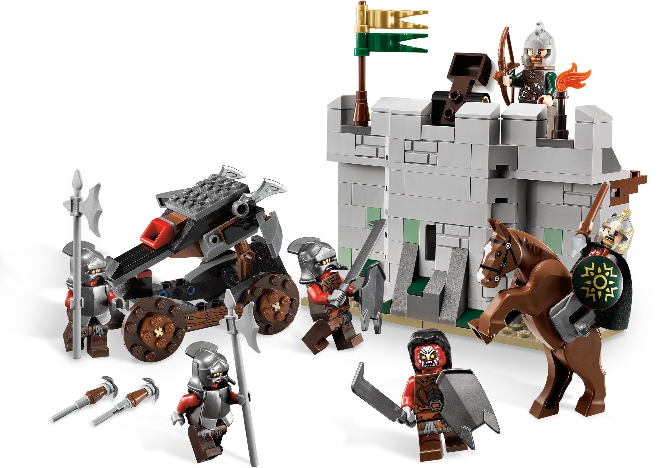 The Lord Of The Rings Brickset Lego Set Guide And Database
